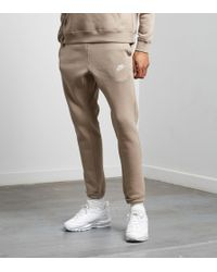 Nike - Foundation Cuffed Fleece Trousers - Lyst