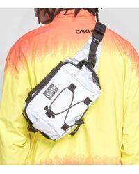 Oakley - Tnp Reflective Belt Bag - Lyst