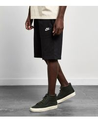 Nike - Short Jersey Club - Lyst