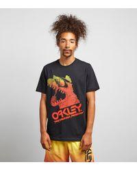 Oakley - Tnp Dino T-shirt - Lyst