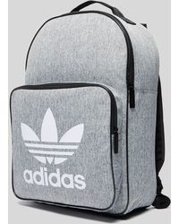 Adidas Classic Trefoil Backpacks in Blue for Men - Save ... c689c89ddf35b