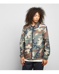 Huf - Ensenada Coaches Jacket - Lyst