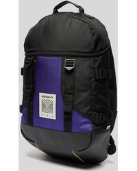 a7d1479e56 Adidas Originals 3m Rolltop Black Backpack in Black for Men - Lyst