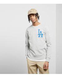 Levi's - Levis X Mlb Los Angeles Dodgers Sweatshirt - Lyst