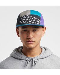 Huf Vista Volley 5-panel Cap - Blue