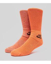 Nike - Graph Skateboarding Socks - 2 Pack - Lyst