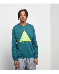 Nike - Acg Sweatshirt Qs - Lyst