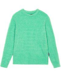 Stussy - Floyd Scruffy Sweater - Lyst