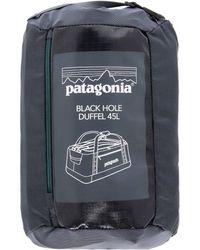 Patagonia - Black Hole Duffle Bag 45l - Lyst