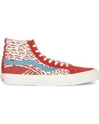 7aa34b5c369e13 Lyst - Vans Unisex Authentic (van Doren) Pnsttia clscwt Skate Shoe ...