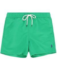 Polo Ralph Lauren - Traveller Beach Trunks - Lyst