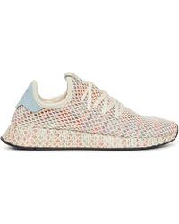 a97a85e52f3cc adidas Originals - Deerupt Pride Sneakers - Lyst