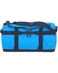 The North Face - Base Camp Duffle S Bag Hyper Blue/urban Navy - Lyst