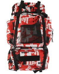 Gosha Rubchinskiy - Medium Graphic Backpack - Lyst