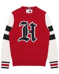 Tommy Hilfiger - Lewis Hamilton Varsity Knitwear - Lyst