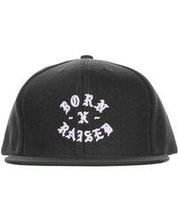 Born X Raised - Rocker Snapback - Lyst