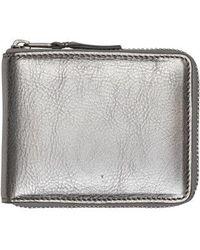 Comme des Garçons - Gold Line Sa7100 Wallet - Lyst