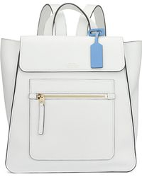 Smythson - Bond Backpack - Lyst