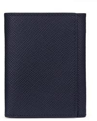 Smythson - Panama Trifold Wallet - Lyst