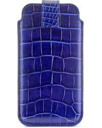 Smythson - Mara Iphone 8 Case - Lyst