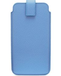 Smythson - Panama Iphone 8 Plus Case - Lyst
