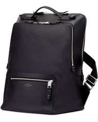 Smythson - Greenwich Large Backpack - Lyst