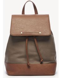 Sole Society - Dipia Backpack Canvas Backpack - Lyst