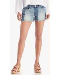 Blank NYC - Midtown Madness Shorts - Lyst