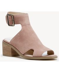 ccf0b5925514 Sole Society - Tally Block Heel Sandal - Lyst