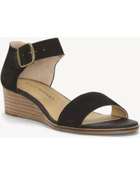 Lucky Brand - Riamsee Low Wedge - Lyst