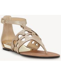 Vince Camuto - Arlanian Flat Sandal - Lyst