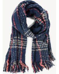 Sole Society - Speckled Blanket Scarf - Lyst
