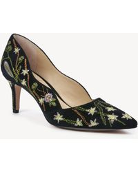 Sole Society - Edith Scalloped Pump - Lyst