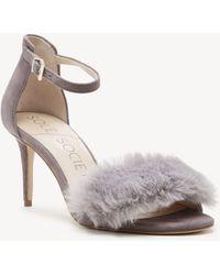 Sole Society - Annaya Dress Sandal - Lyst