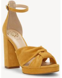 Vince Camuto - Corlesta Knotted Sandal - Lyst