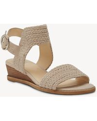 Vince Camuto - Raner Low Wedge - Lyst