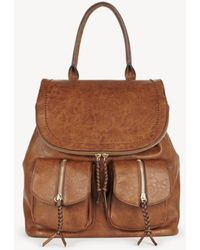 Sole Society - Emery Backpack Vegan Leather Backpack - Lyst
