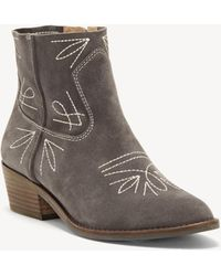 Lucky Brand - Floriniah Ankle Bootie - Lyst