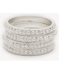 Sole Society - Dotty Rose Stackers - Lyst