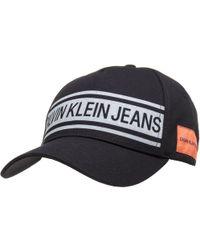 Calvin Klein - Jeans Reflective Cap - Lyst