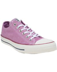 Converse - All Star Ox Trainers - Lyst