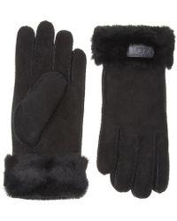 UGG - Turn Cuff Gloves - Lyst
