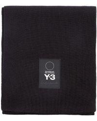 Y-3 - Logo Scarf - Lyst