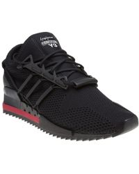 0af49ae871f55 Y-3 Harigane Sneakers in Black for Men - Lyst