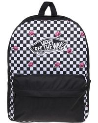 Vans - Realm Check Backpack - Lyst