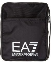 Ea7 Mini Duffel Bag in Blue for Men - Lyst f13c39d6d00ca