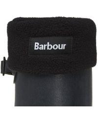 Barbour - Fleece Welly Socks - Lyst