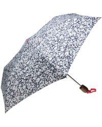 Joules - Floral Umbrella - Lyst