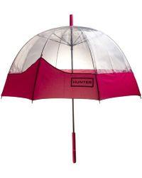 HUNTER - Original Moustache Umbrella - Lyst