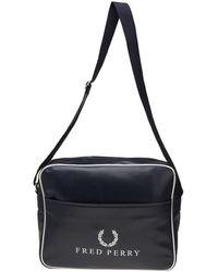 Fred Perry - Vintage Shoulder Bag - Lyst